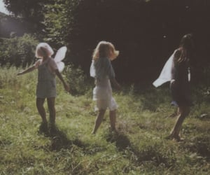 aesthetic, Fairies, and flower image
