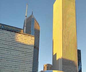 aesthetic, chicago, and architecture image