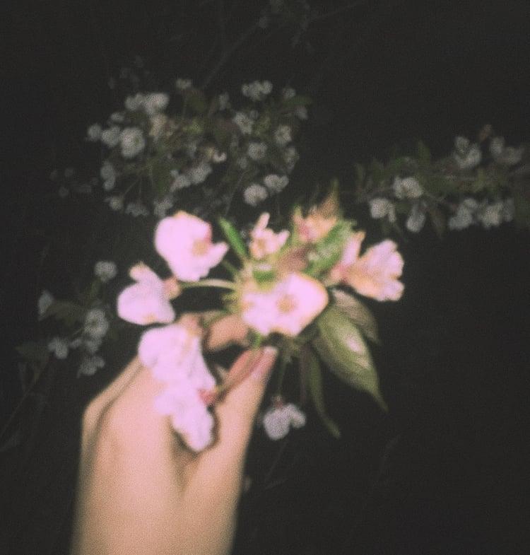 article, sad, and music playlist image