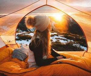 camp, girl, and lifestyle image
