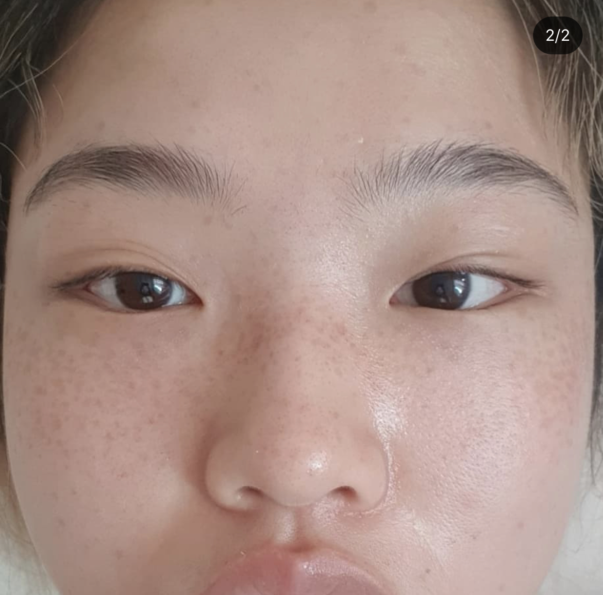 acne, makeup, and cleanser image