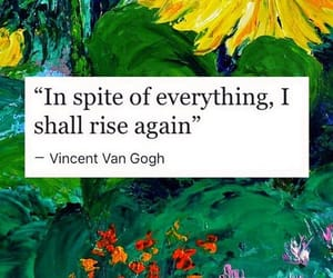 art, quotes, and sunflower image