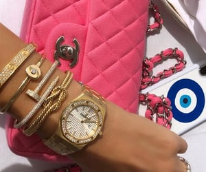 bling, cartier, and chanel image