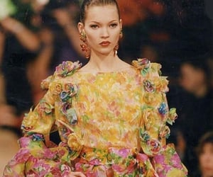 catwalk, fashion, and kate moss image