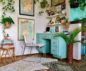 art, bohemian, and design image