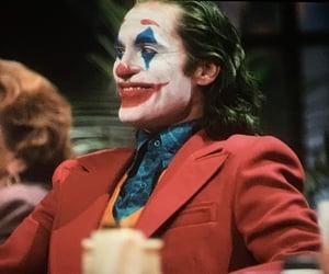 batman, clown, and coringa image