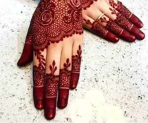 beautiful, mehndi, and dp image