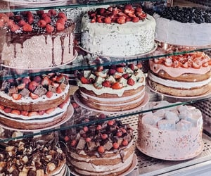 aesthetic, bakery, and colors image