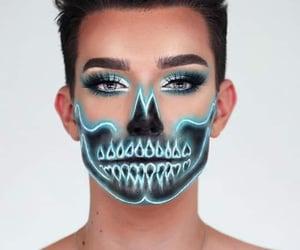 Halloween, makeup, and james charles image