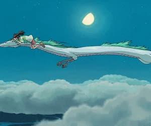 animation, anime, and magic image