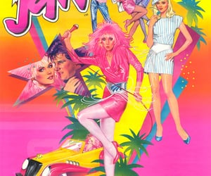 80, jem and the holograms, and animation image
