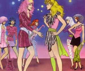 80s, art, and jem and the holograms image