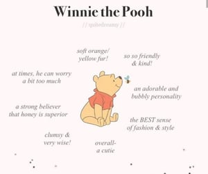 winnie the pooh, little space, and agere image