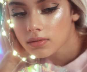 glow, highlight, and makeup image