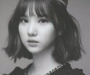 b&w, black and white, and girl group image