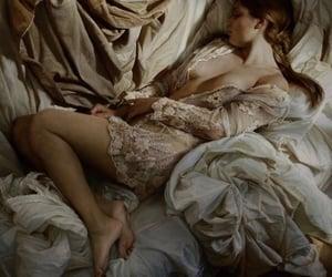 painting, art, and sleep image