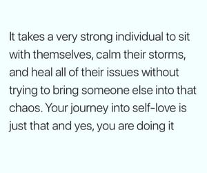 healing, quotes, and self love image
