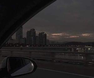 boston, city, and night image