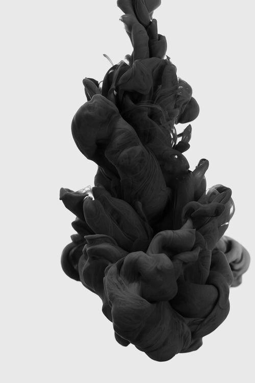 smoke, black, and black and white image