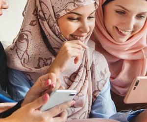 muslim and usa image