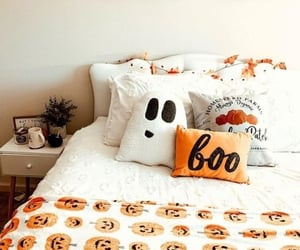 apartments, design, and Halloween image