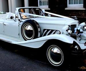 wedding cars, wedding car hire, and wedding car hire london image