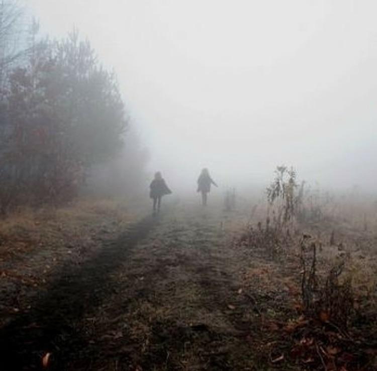 article, creepy, and fall image