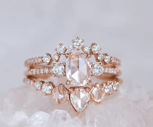 accesories, delicate, and diamond image