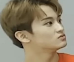 mark lee, reactions, and nct memes image