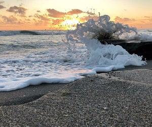 aesthetics, beach, and beautiful image