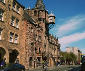 building, culture, and edinburgh image