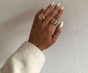 fashion, accessories, and nails image