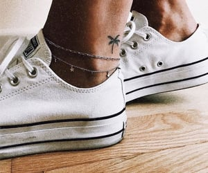 aesthetic, converse, and sneaker image