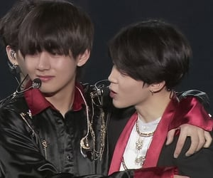 tae, soulmates, and bts image
