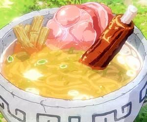 anime, anime food, and dr stone image