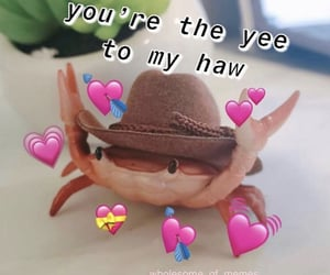 wholesome, meme, and love image