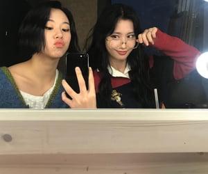 momo, twice, and chaeyoung image