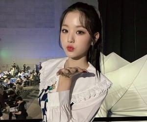 kpop, izone, and wonyoung image