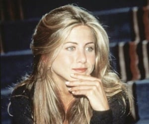 Jennifer Aniston, friends, and hair image