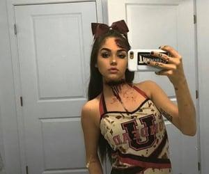maggie lindemann, Halloween, and makeup image