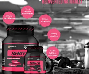whey protein, preworkout, and stamin image
