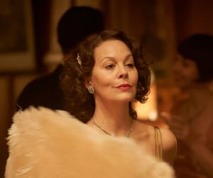 helen mccrory, aunt polly, and peaky blinders image