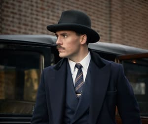 sam claflin, peaky blinders, and oswald mosley image