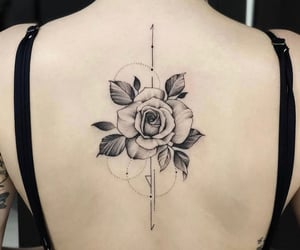 aesthetic, tattoo, and we heart it image