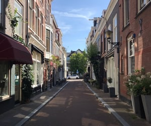 beautiful, city, and den haag image