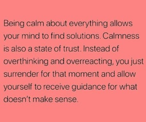 calm, confidence, and empowerment image