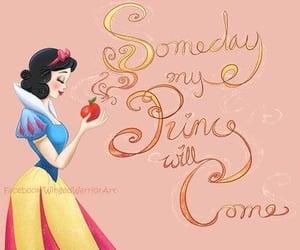 disney, snow white, and art image
