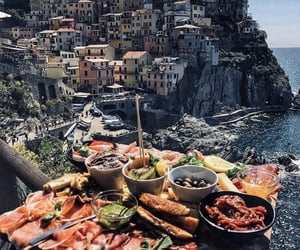 food, inspiration, and italy image
