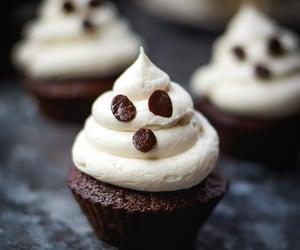 chocolate, cake, and cupcakes image