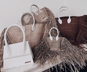 bags, chic, and jacquemus image